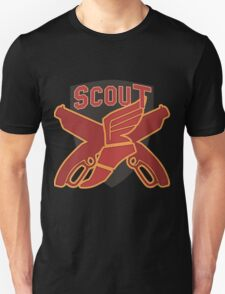 Team Fortress 2 Red Scout Unisex T-Shirt