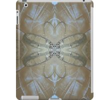Golden flower iPad Case/Skin