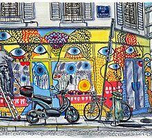 david shillinglaw shop by Tim Wells