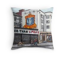 better than half price Throw Pillow