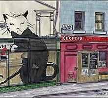 Banksy Pub, Liverpool by Tim Wells