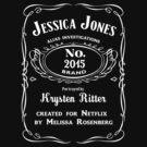 Jessica Jones by SallyDiamonds