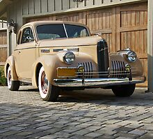 1940 LaSalle Coupe  by DaveKoontz