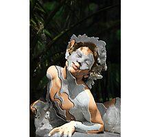 Narcissus Shedding Photographic Print