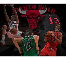 Chicago Bulls - Joakim Noah Poster Photographic Print