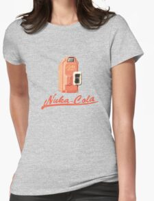 Nuka Cola Machine - Quench Your Thirst! Womens Fitted T-Shirt