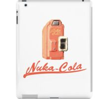 Nuka Cola Machine - Quench Your Thirst! iPad Case/Skin