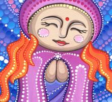 Goddess of Compassion Sticker
