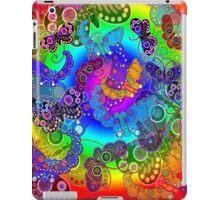 Rainbow Colors Butterflies iPad Case iPad Case/Skin