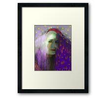 The Jongleur Framed Print