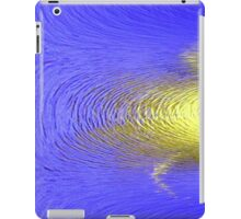 Blue Surprise iPad Case/Skin