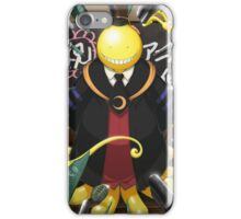 Koro-sensei iPhone Case/Skin