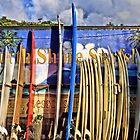 North Shore Surf Shop by djphoto