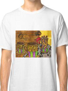 I'll Take Three Cups of Java Please Classic T-Shirt