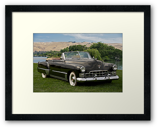 1948 Cadillac Convertible 1 by DaveKoontz