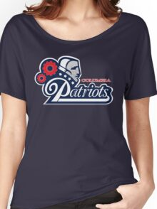 Columbia Patriots Women's Relaxed Fit T-Shirt