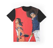 Huey & Riley: The Ninja Way Graphic T-Shirt