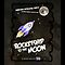 Rocketship to the Moon Textured - (iPad) by Adam Angold