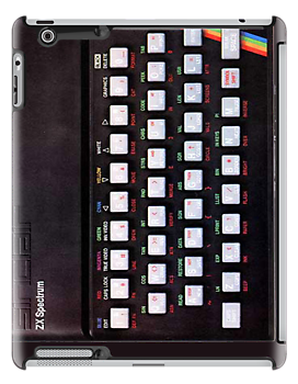 ZXspectrum I-PAD RETRO CASE by bern67