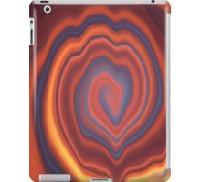 Too Hot to Handle iPad Case/Skin