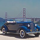 1940 Packard 110 Convertible by DaveKoontz