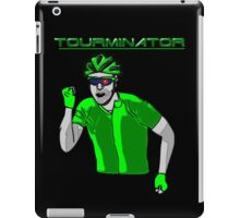 Tourminator iPad Case/Skin
