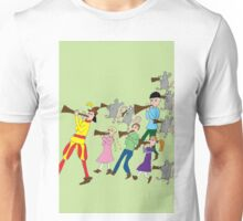 Eleven Pipers Piping Unisex T-Shirt