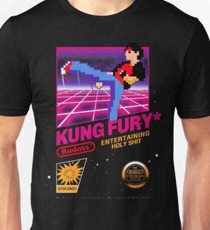 Kung Fu Retro Game T-Shirt