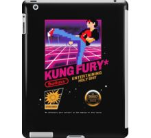 Kung Fu Retro Game iPad Case/Skin