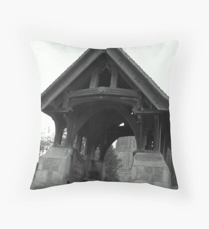Avebury Archway Throw Pillow