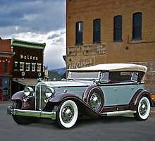 1932 Packard Twin Six by DaveKoontz