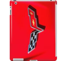 Little Red Corvette iPad Case iPad Case/Skin