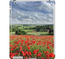 Poppylicious View iPad Case/Skin