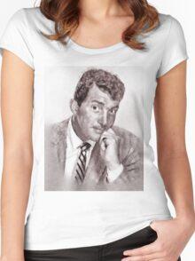 Dean Martin by John Springfield Women's Fitted Scoop T-Shirt