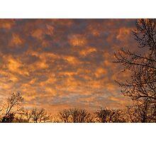 Sunrise 360 Photographic Print
