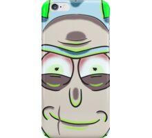 Evil Rick iPhone Case/Skin