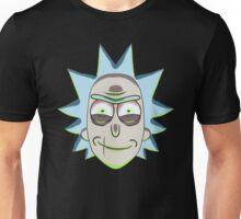 Evil Rick Unisex T-Shirt