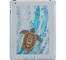 Aboriginal Sea Turtle iPad Case iPad Case/Skin