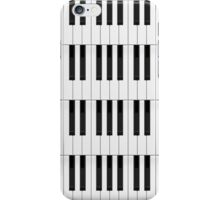 Piano / Keyboard Keys iPhone Case/Skin