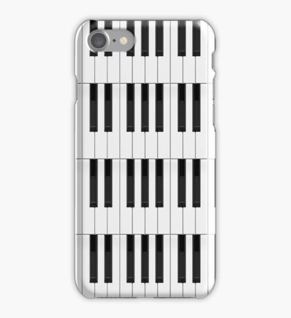 Piano / Keyboard Keys iPhone Case/Skin