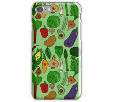 Happy Veggies iPhone Case/Skin