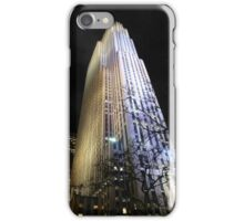 30 Rock NYC iPhone Case/Skin