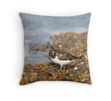 Turnstone Throw Pillow