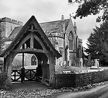 St Peters Boughton Monchelsea by Dave Godden