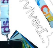 I survived Creamfeilds 2012 Sticker