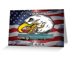 American Made Greeting Card