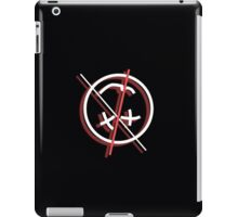 THE CROSSOVER iPad Case/Skin
