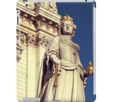 Queen Anne 1 iPad Case/Skin