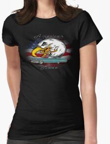 American Made Womens Fitted T-Shirt
