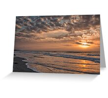 A New Day, Ocean Isle Beach, NC Greeting Card